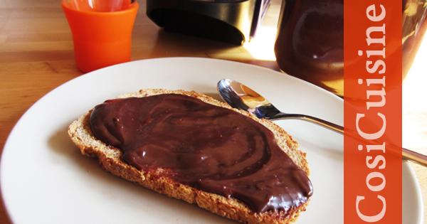 Pte tartiner maison ptitchef a test la pte tartiner gavottes une pte tartiner maison a vous - Nutella maison lait concentre ...