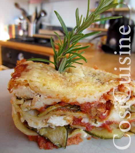 recette lasagne au poulet carottes et courgettes. Black Bedroom Furniture Sets. Home Design Ideas